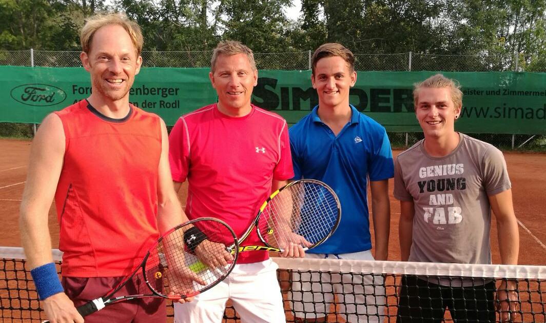 Finalisten Tennishoch3 2016
